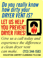 houston dryer vent cleaning TX